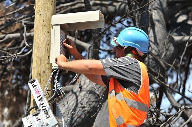 Όμιλος ΟΤΕ: Πλήρης αποκατάσταση δικτύων στην Ραφήνα