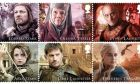 Game Of Thrones: Οι ήρωες της σειράς έγιναν γραμματόσημα στη Βρετανία