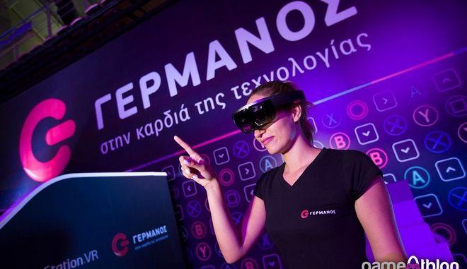 Συναρπαστική εμπειρία Gaming για 10.000 επισκέπτες στο GameAthlon powered by ΓΕΡΜΑΝΟΣ