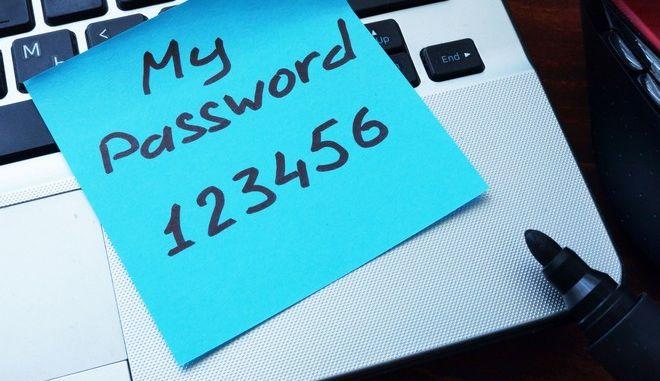 """Αυτά είναι τα 10 χειρότερα passwords του 2019 - Και δεν είναι πλέον η λέξη """"password"""""""