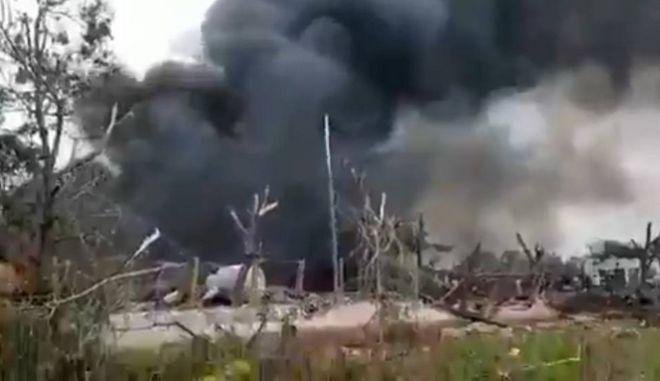 Ινδία: Τουλάχιστον 12 νεκροί από εκρήξεις σε εργοστάσιο χημικών στη Μαχαράστρα