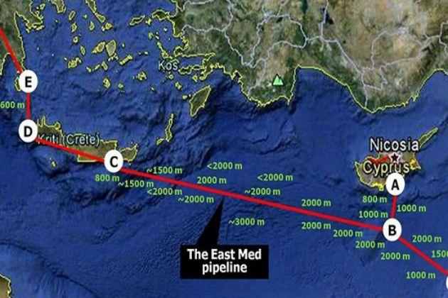 Μέσω Ελλάδας στην Ευρώπη το αέριο από Κύπρο και Ισραήλ