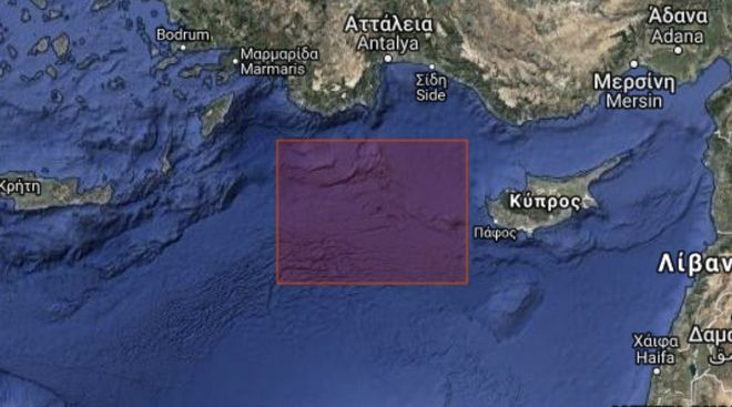 Το Barbaros έβαλε πλώρη για Καστελόριζο - H NAVTEX των Τούρκων