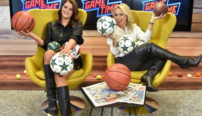 ΟΠΑΠ Game Time: Ώρα εθνικών ομάδων με Λίλα και Χριστίνα!