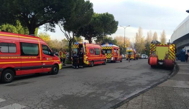 Εκτροχιάστηκε συρμός του μετρό στην Μασσαλία - Πολλοί τραυματίες