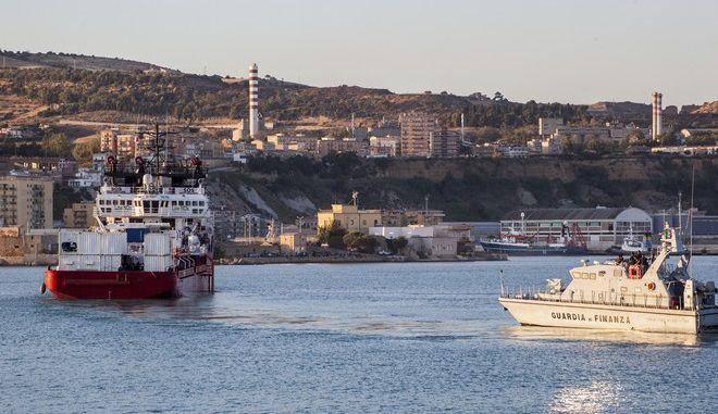 Διάσωση μεταναστών στην Τουρκία