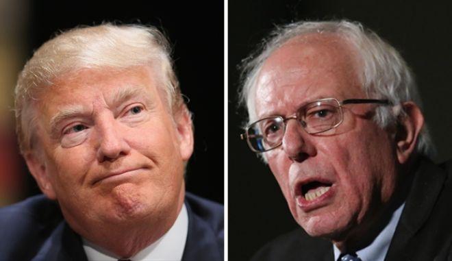 Τραμπ και Σάντερς οι νικητές των αναμετρήσεων στο Νιού Χάμσαϊρ