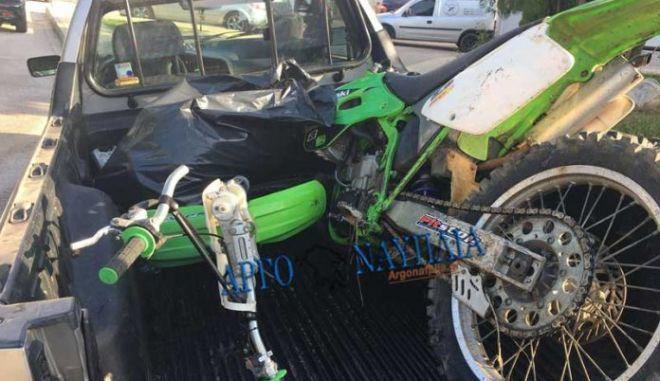 Άργος: Βρέθηκε ζωντανός 25χρονος αγνοούμενος δίπλα σε διαλυμένη μηχανή