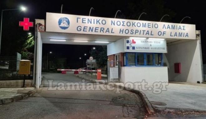 Λαμία: Γεμάτη η ΜΕΘ του νοσοκομείου της πόλης -Δραματική κατάσταση