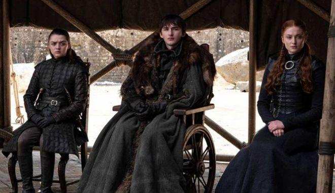 Game of Thrones: Έσπασε ρεκόρ τηλεθέασης το φινάλε