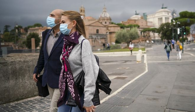 Άνθρωποι στην Ιταλία