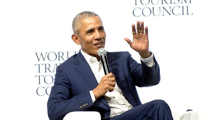 O Μπαράκ Ομπάμα