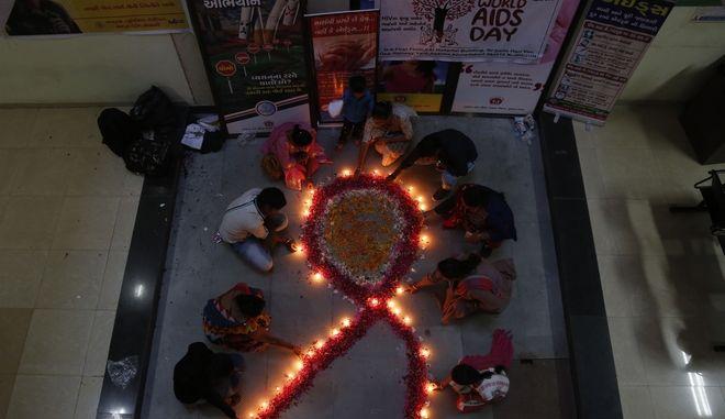 Το σύμβολο του HIV