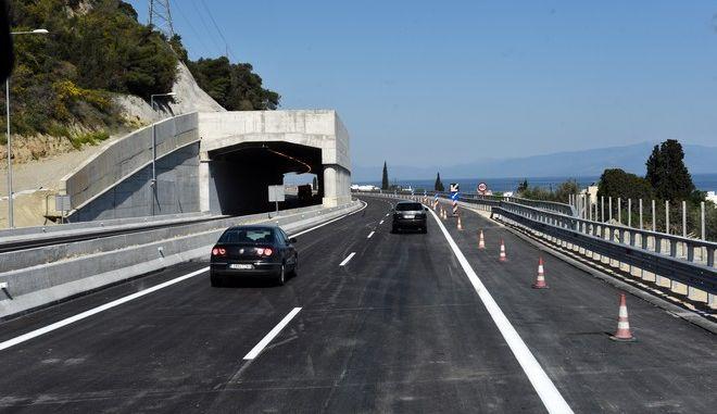 Αυτοκινητόδρομος (φωτογραφία αρχείου)