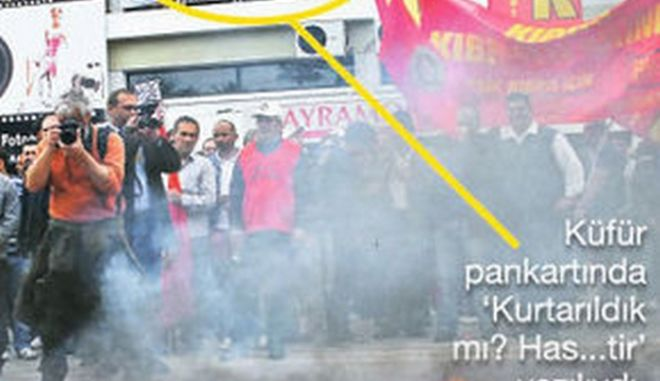 """""""Κατοχική Τουρκία, άι σιχτίρ"""""""