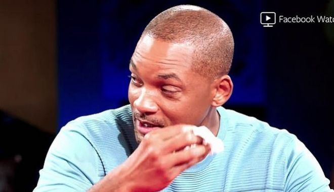 Ο Will Smith ξεσπά σε κλάματα