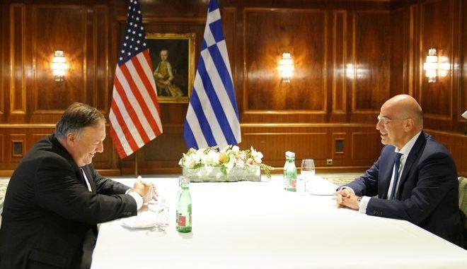 Στην Ελλάδα ο Μάικ Πομπέο - Η ατζέντα των συναντήσεων