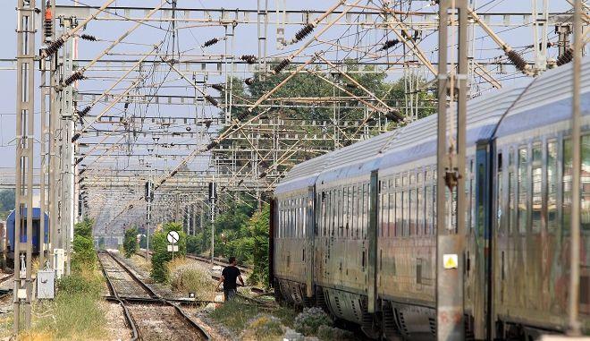 Φωτό αρχείο: Τρένα και σιδηρόδρομοι
