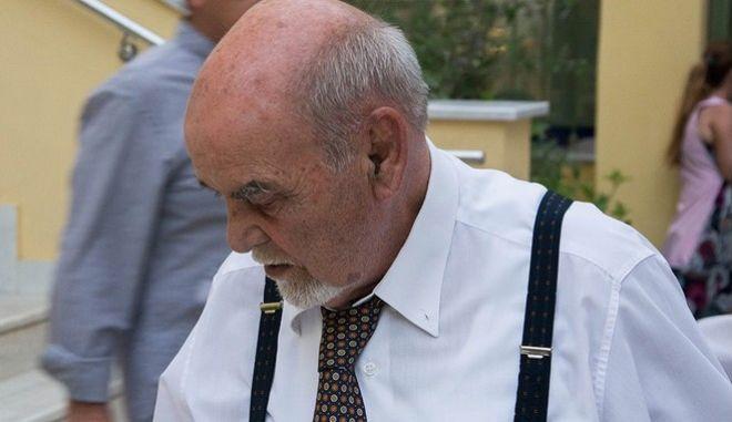 O Άγγελος Μαρόπουλος