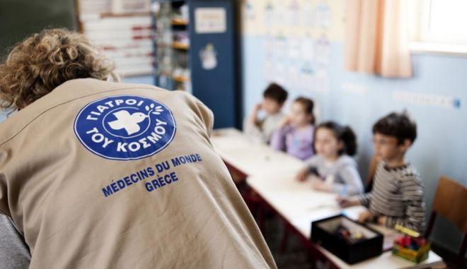 Γιατροί του Κόσμου στο NEWS 247: Πλήρως εμβολιασμένα τα προσφυγόπουλα στο Ωραιόκαστρο