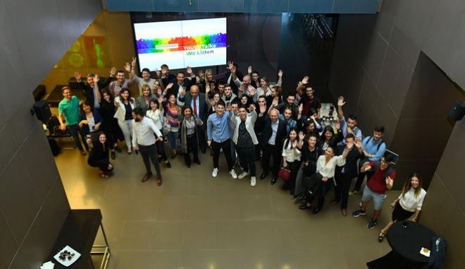 Πραγματοποιήθηκε το 4ο Youth Talks We Listen του Ελληνο-Αμερικανικού Εμπορικού Επιμελητηρίου