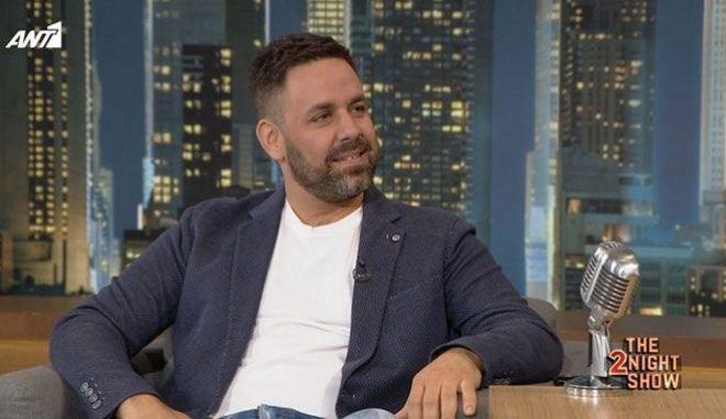 Γιώργος Γιαννιάς στο The 2night show