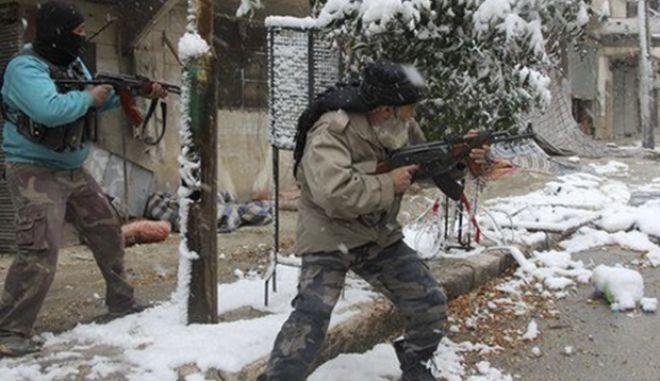 Εξαγωγή 47 τόνων πολεμικού υλικού από την Τουρκία στη Συρία: Παραβίασαν το εμπάργκο όπλων