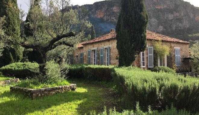 Σπίτι καλλιτεχνών στην Καρδαμύλη