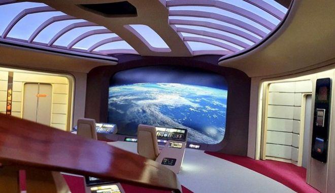 Αντίγραφο του διαστημόπλοιου Enterprise