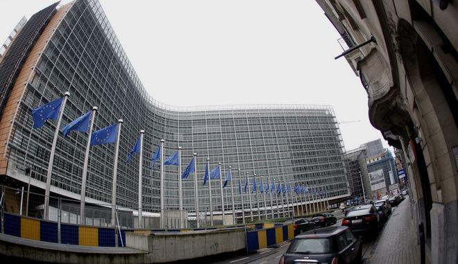 ΒΡΥΞΕΛΛΕΣ--ΤΟ ΚΤΗΡΙΟ ΤΗΣ ΚΟΜΙΣΙΟΝ --ΧΡΗΣΤΟΣ ΜΠΟΝΗΣ//EUROKINISSI