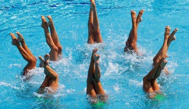 Ολυμπιακοί Αγώνες: Ακόμα τρία κρούσματα κορονοϊού στην ομάδα καλλιτεχνικής κολύμβησης