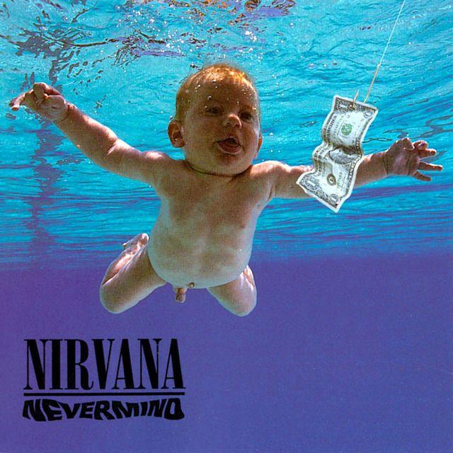 Το μωρό των Nirvana... μεγάλωσε