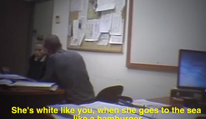 Βίντεο: Απειλές και εκβιασμοί κατά την ανάκριση της 16χρονης Αχέντ Ταμίμι στο Ισραήλ
