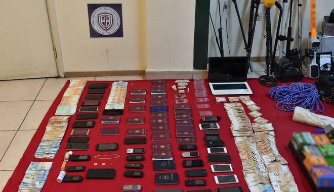 Κιλκίς: Δεκάδες λαθρανασκαφές με «εγκέφαλο» ανώτερο αξιωματικό της ΕΛΑΣ
