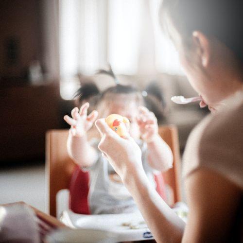 Ο ρόλος της διατροφής στα πρώτα χρόνια της ζωής