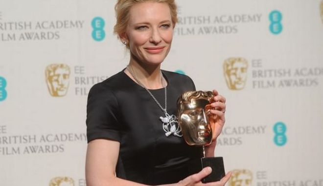 H Cate Blanchett πρόεδρος στο Φεστιβάλ Καννών