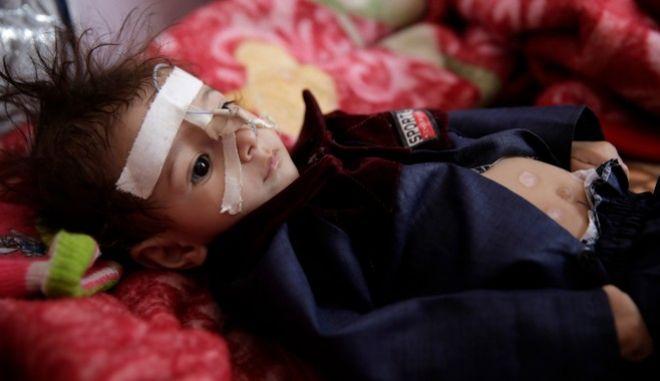 Καμπανάκι από Unisef για το μέλλον εκατομμυρίων παιδιών στη Μέση Ανατολή