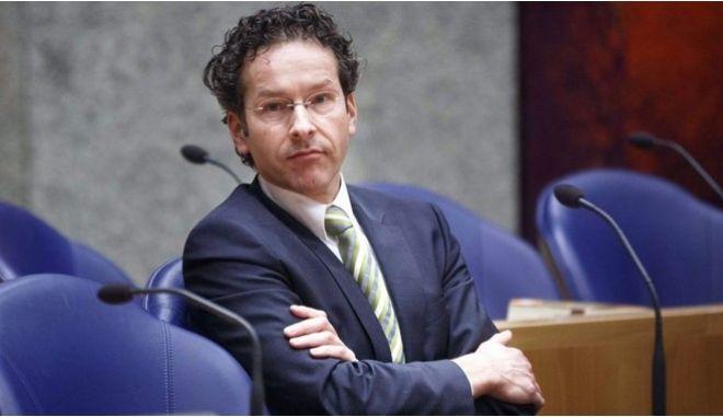 Ντάισελμπλουμ: Δεν υπάρχει θέμα ασφαλιστικού στην Ελλάδα
