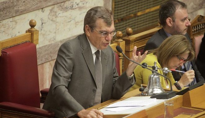 Στην Εξεταστική καλείται ο πρώην υπουργός Υγείας Δημήτρης Κρεμαστινός