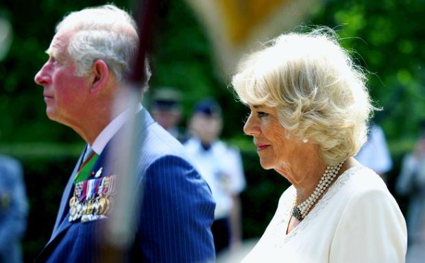 Ο πρίγκιπας Κάρολος και η Καμίλα