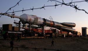 Εκτοξεύτηκε νέος πύραυλος προς τον Διεθνή Διαστημικό Σταθμό απ' το Καζακστάν