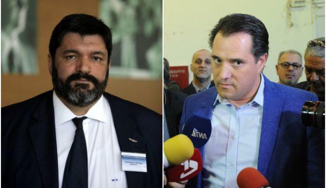 Ομοφοβικό παραλήρημα Φαήλου Κρανιδιώτη και ο Γεωργιάδης σε ρόλο υπερασπιστή