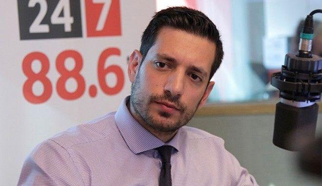 Ο αναπληρωτής εκπρόσωπος της Νέας Δημοκρατίας Κώστας Κυρανάκης