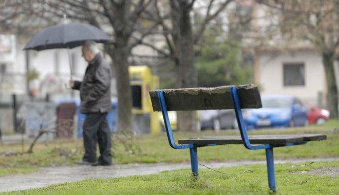 Κρύο και βροχές από τα μέσα της εβδομάδος - Φωτογραφία αρχείου