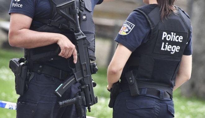 Βελγική αστυνομία