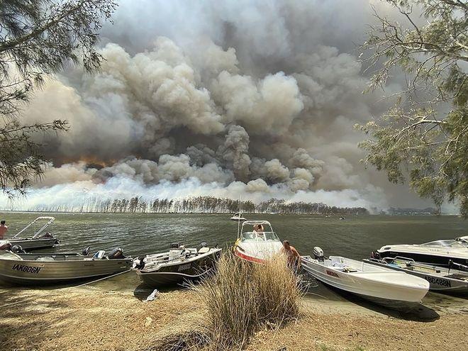 Αυστραλία - Πυρκαγιές