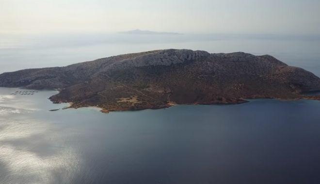 Η νήσος Πάτροκλος