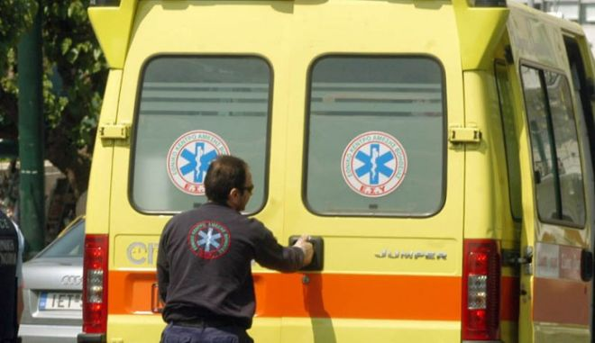 Νεκρή ανασύρθηκε γυναίκα όταν κατέρρευσε το μπαλκόνι της