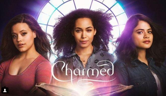 Η αφίσα της σειράς που θα επαναφέρει στην μικρή οθόνη τον κόσμο των Charmed