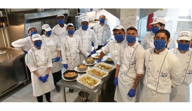 CHEF D'OEUVRE:Η μόνη εξειδικευμένη σχολή επαγγελματικής μαγειρικής & ζαχαροπλαστικής